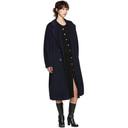 Max Mara Navy Madame Coat