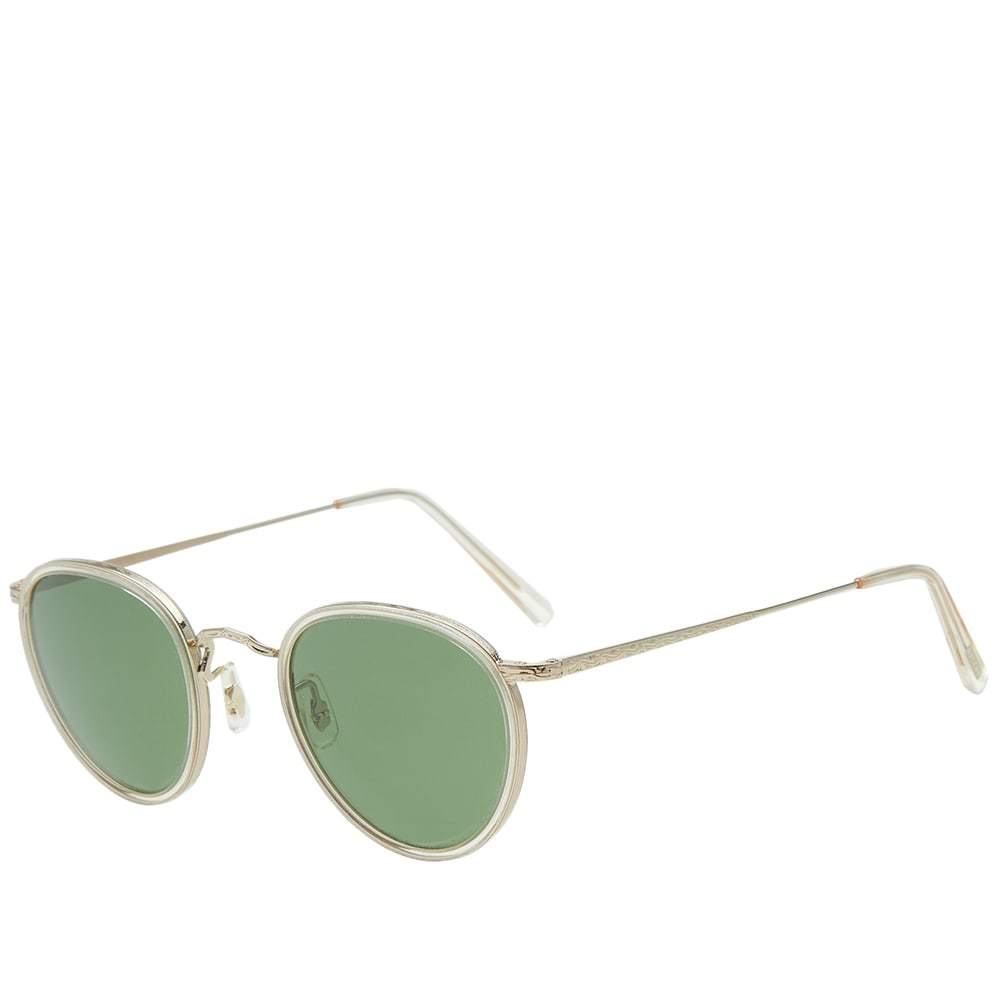 Oliver Peoples MP-2 Sunglasses Green