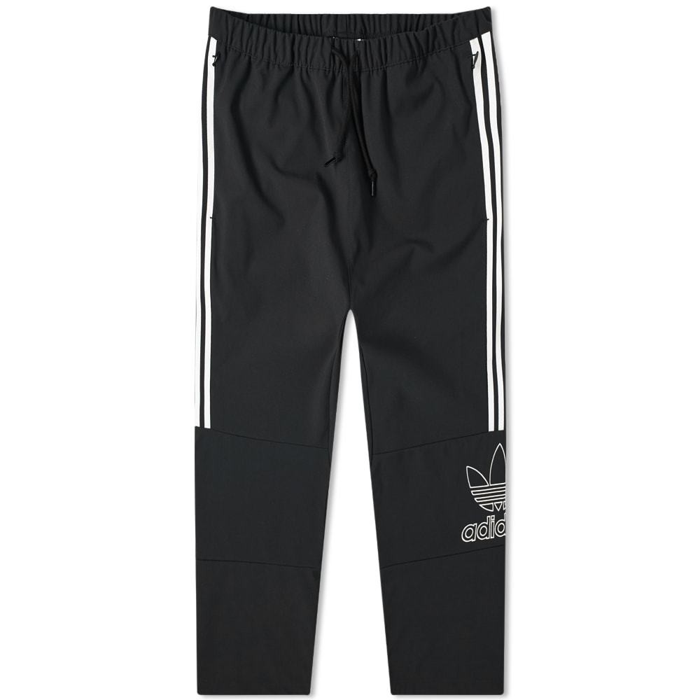 Photo: Adidas Outline Cropped Pant Black