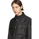 Belstaff Black Racemaster Jacket