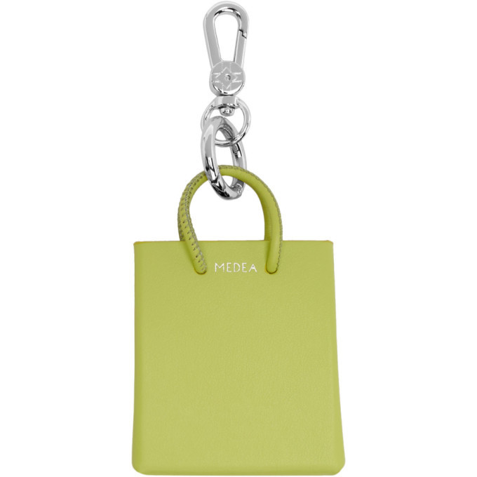 Photo: Medea Green Mini Medea Prima Keychain