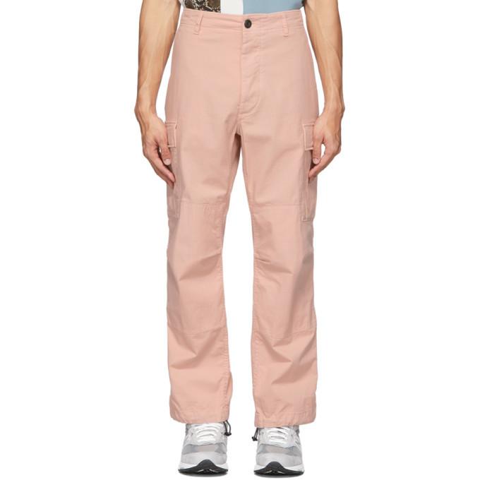Photo: Aries Pink Cargo Pants