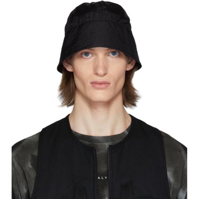 Photo: 1017 ALYX 9SM Black Browns Edition Buckle Bucket Hat