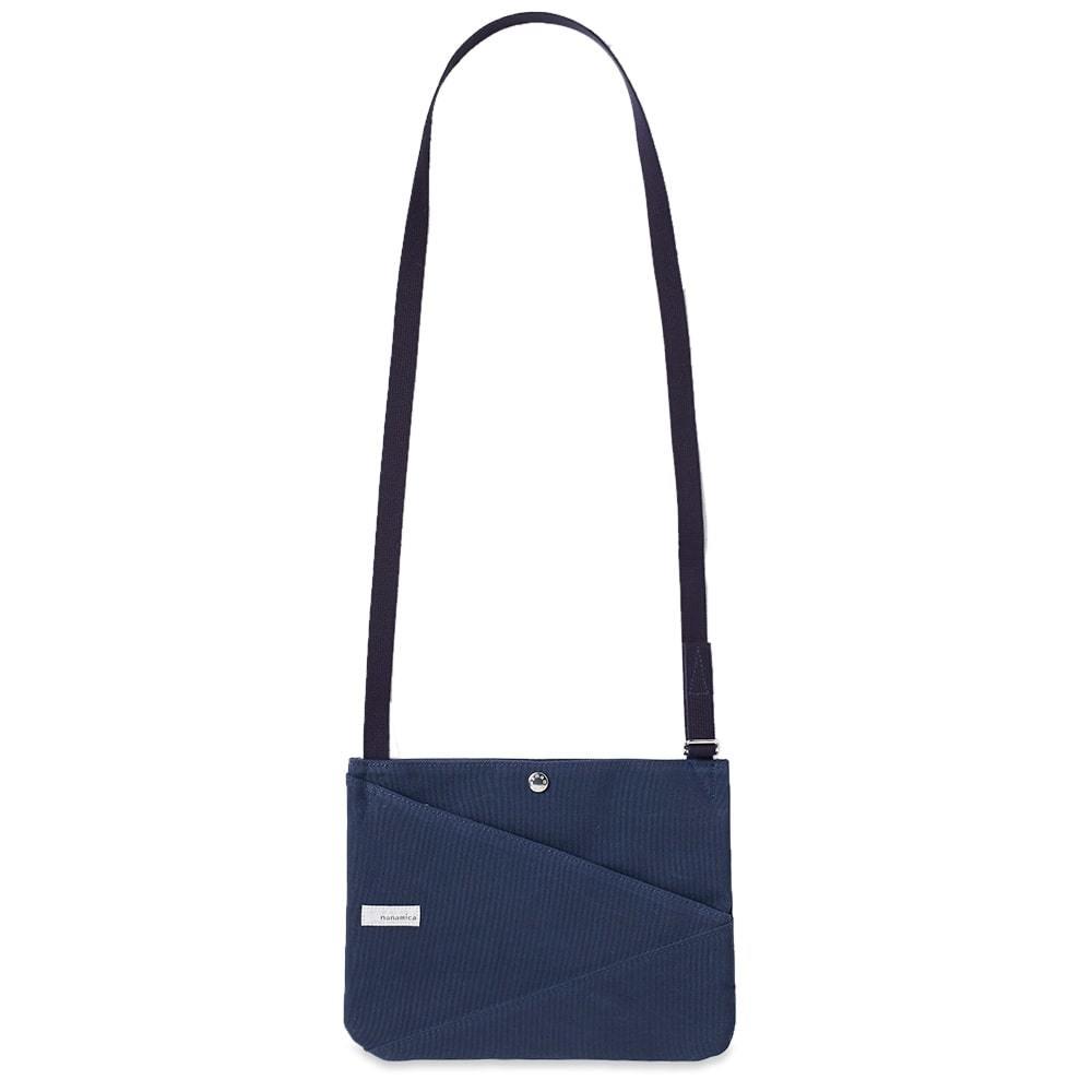 Photo: Nanamica Shoulder Bag