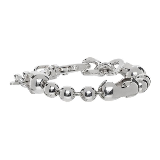 Photo: Martine Ali Silver Mixy Ball Bracelet