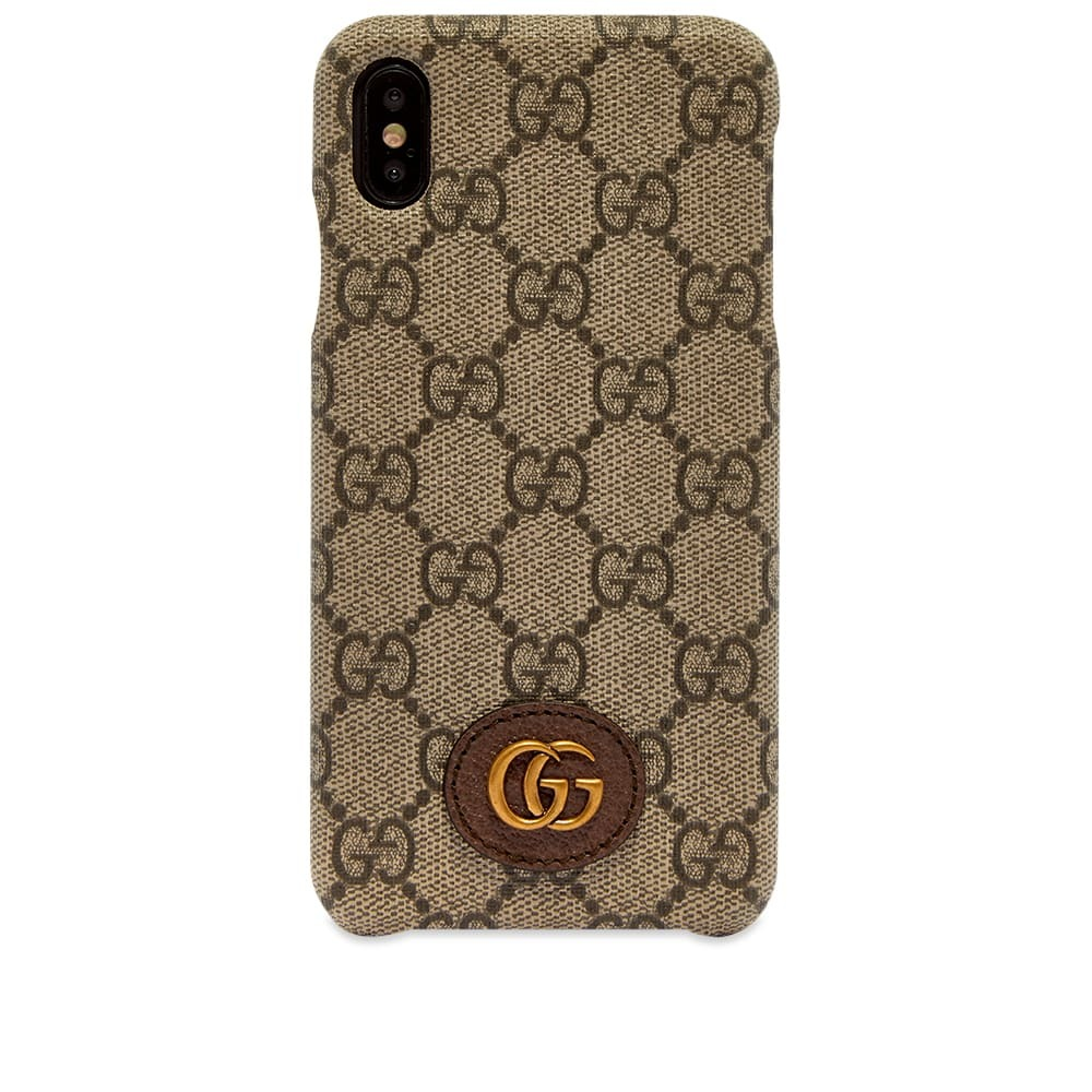 Photo: Gucci Ophidia GG iPhone X/XS Max Case