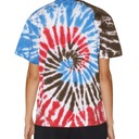 Aries Trash For Peace T Shirt Blue