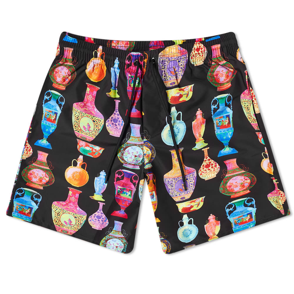 Photo: Versace x Andy Dixon 7 Vessels Swim Short
