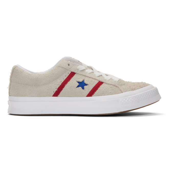 Photo: Converse White One Star Academy Ox Sneakers