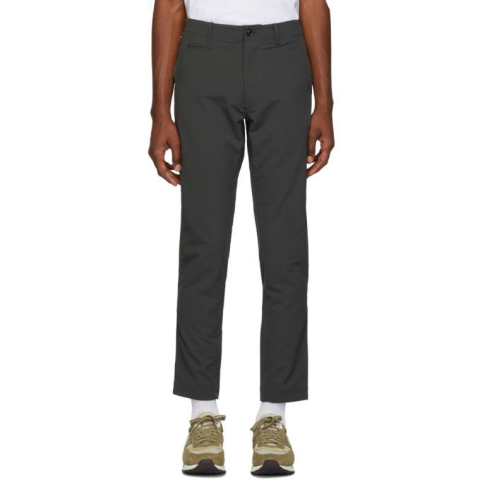 Photo: Nanamica Grey Club Trousers