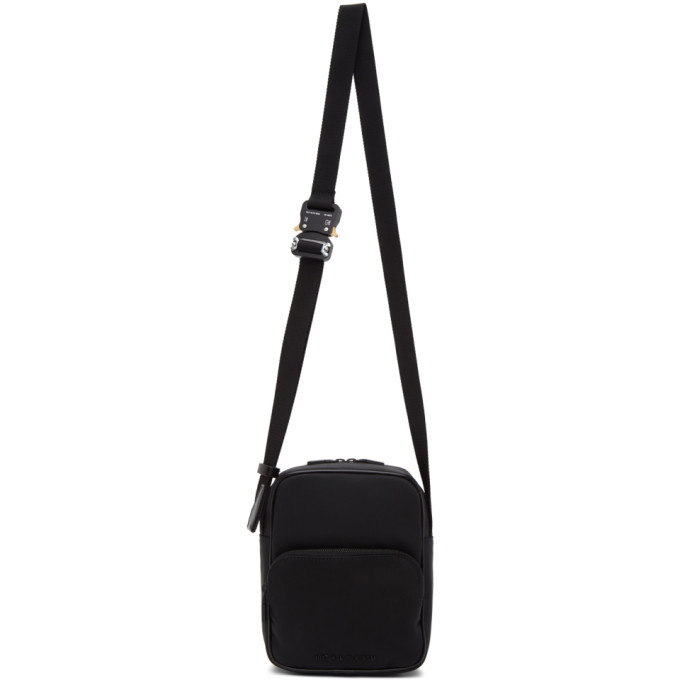 Photo: 1017 ALYX 9SM Black Canvas Vertical Camera Bag