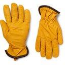 Filson - Merino Wool-Lined Full-Grain Leather Gloves - Brown