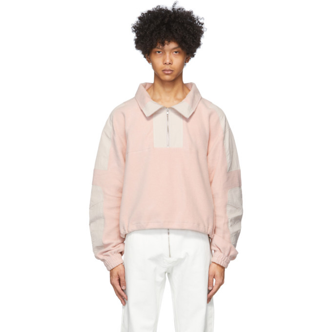 Photo: GmbH Pink Mathis Pullover Jacket