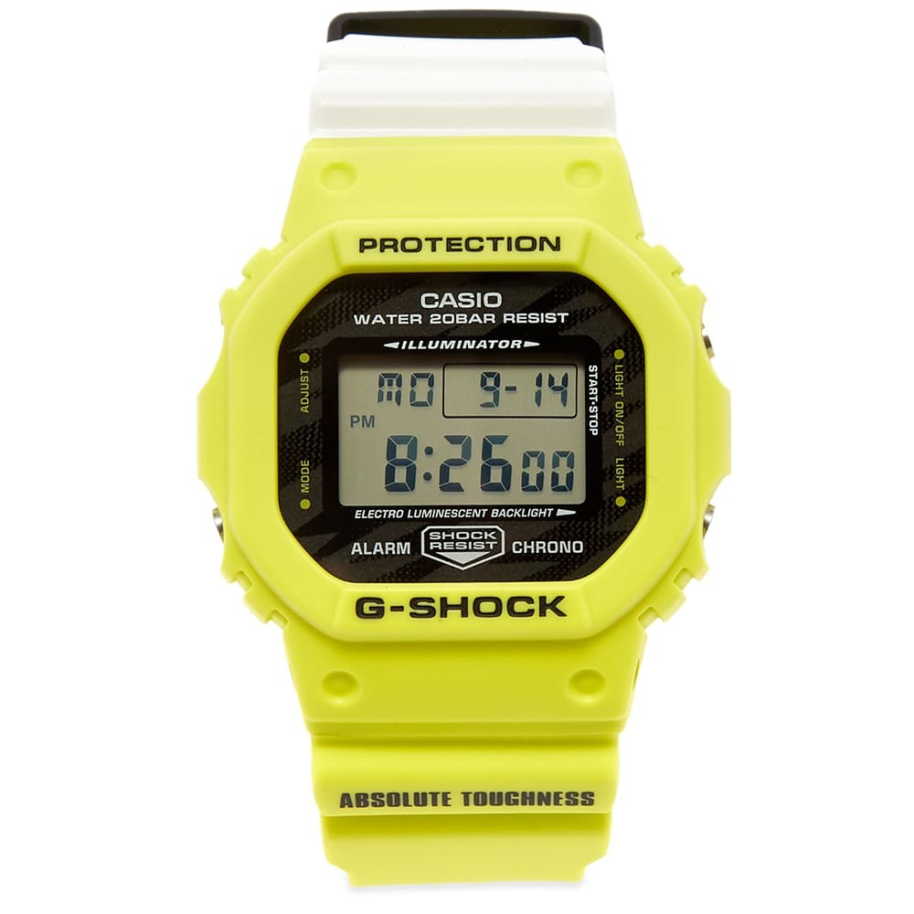Photo: Casio G-Shock DW-5600TGA Watch