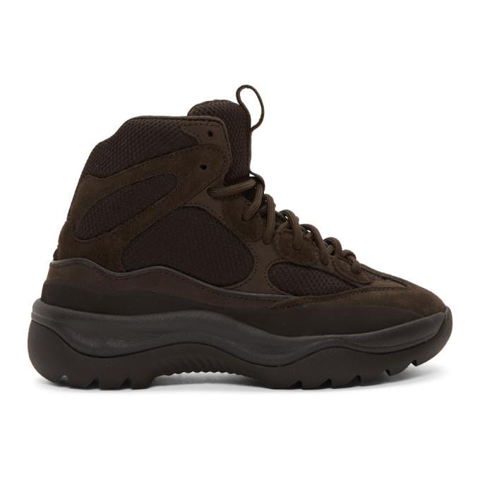 Photo: YEEZY Black Desert Boots