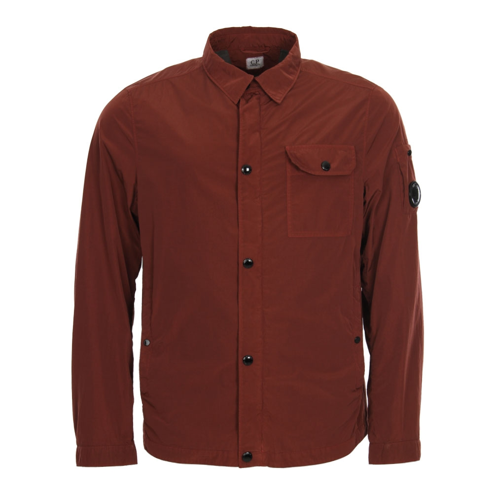Overshirt - Andora Red