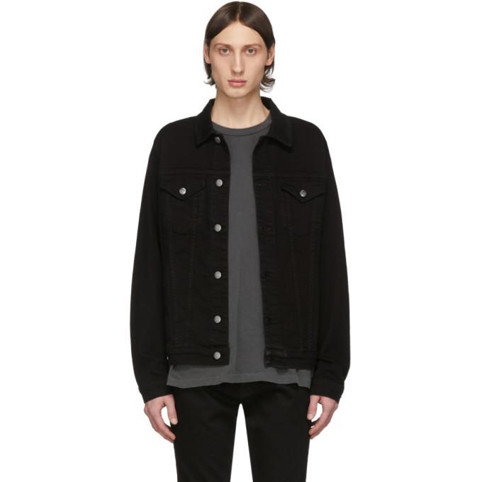 Photo: Frame Black Denim LHomme Jacket