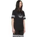 adidas Originals Black Outline Trefoil T-Shirt
