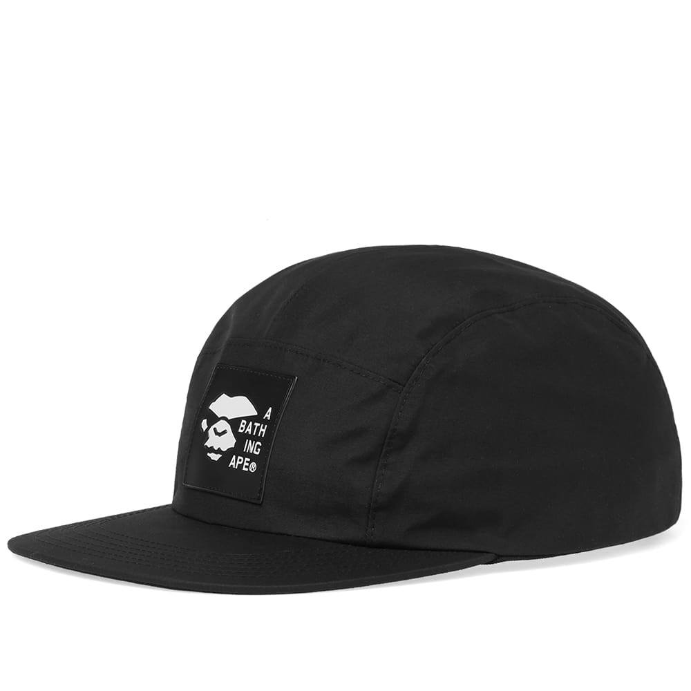 Photo: A Bathing Ape 3 Layer Jet Cap Black