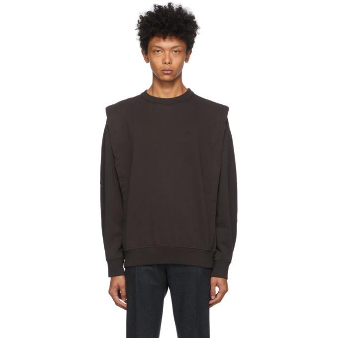 Photo: Isabel Marant Black Faded Mibber Sweatshirt