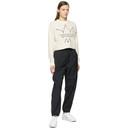 adidas Originals Black Adicolor Slice Trefoil Japona Track Pants
