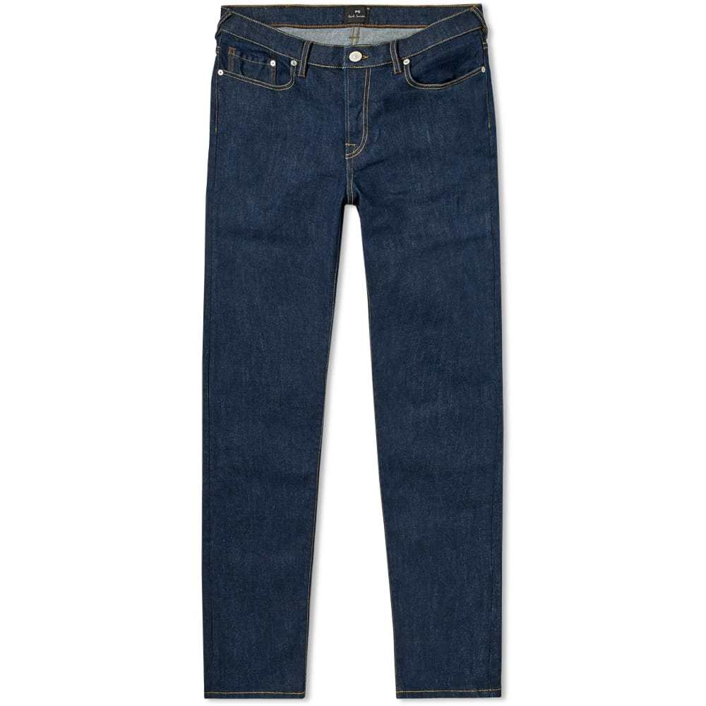 Photo: Paul Smith Tapered Fit Lightweight Stretch Jean