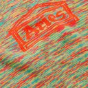 ARIES - Magic Eye Logo-Intarsia Space-Dyed Recycled Cotton-Blend Sweater - Multi