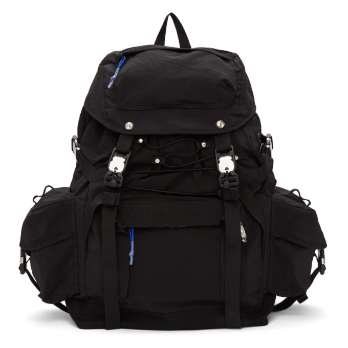 Photo: ADER error Black Ripstop 01 Backpack