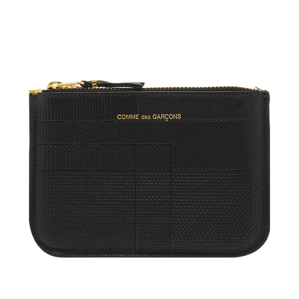 Photo: Comme des Garcons SA8100LS Intersection Wallet