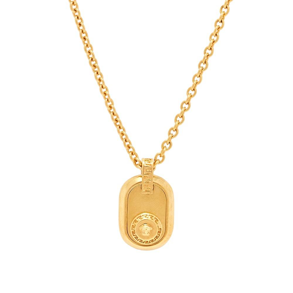 Photo: Versace Pendant Necklace