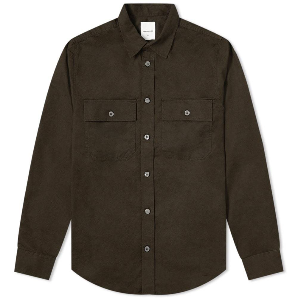 Wood Wood Avenir Overshirt