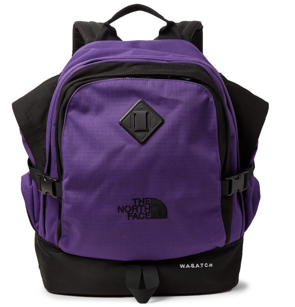 Photo: The North Face - Wasatch Reissue Nylon-Blend Ripstop Backpack - Men - Purple