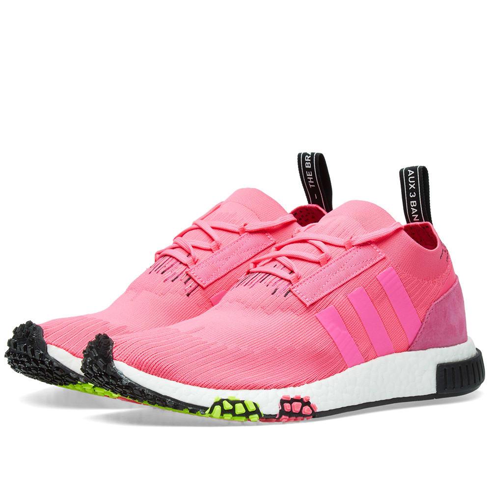 Photo: Adidas NMD Racer PK Pink