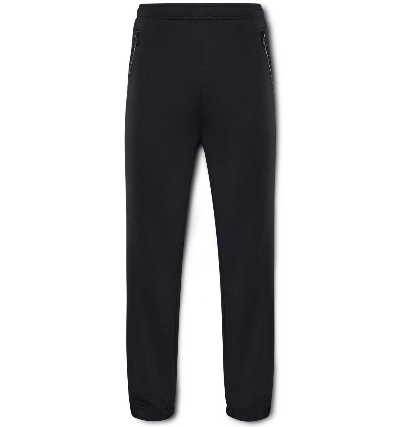 Photo: Moncler Genius - 7 Moncler Fragment Jersey Sweatpants - Black