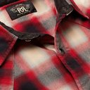 RRL - Checked Cotton-Flannel Shirt - Red
