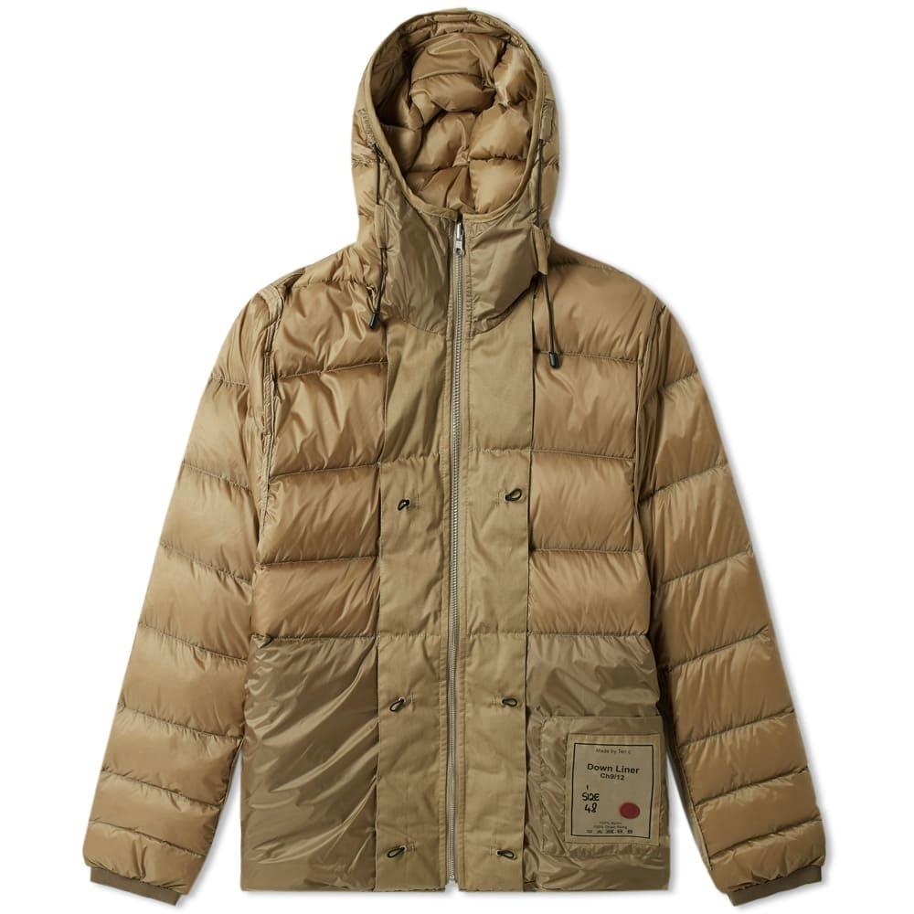 Photo: Ten C Hooded Down Jacket