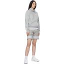 adidas Originals Grey Outline Track Shorts