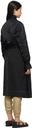 Sacai Black Bomber Suit Coat