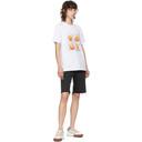 Stella McCartney White Tangerine T-Shirt