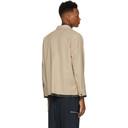 3.1 Phillip Lim Beige Wool Workman Jacket