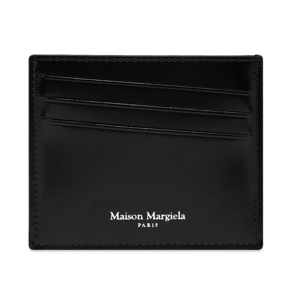 Photo: Maison Margiela 11 Classic Smooth Leather Card Holder
