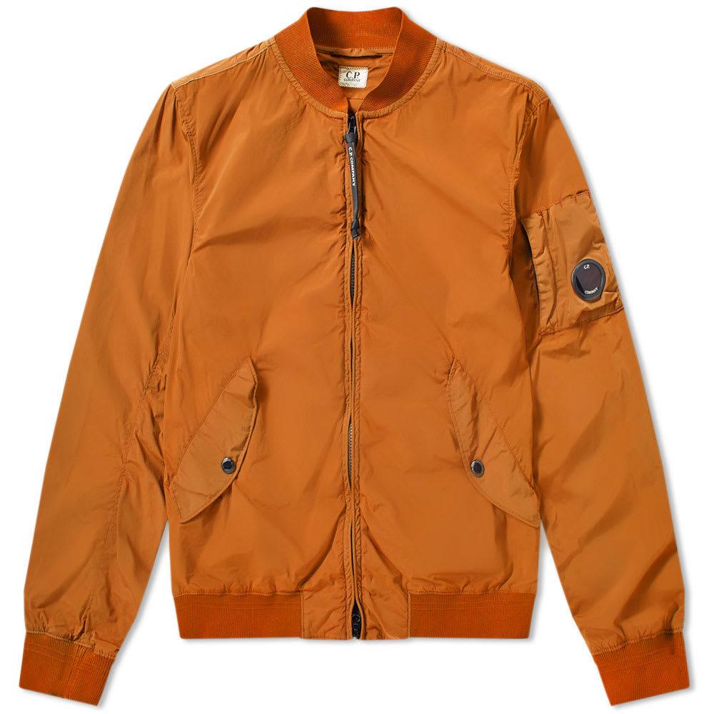 Photo: C.P. Company Nycra Bomber Jacket