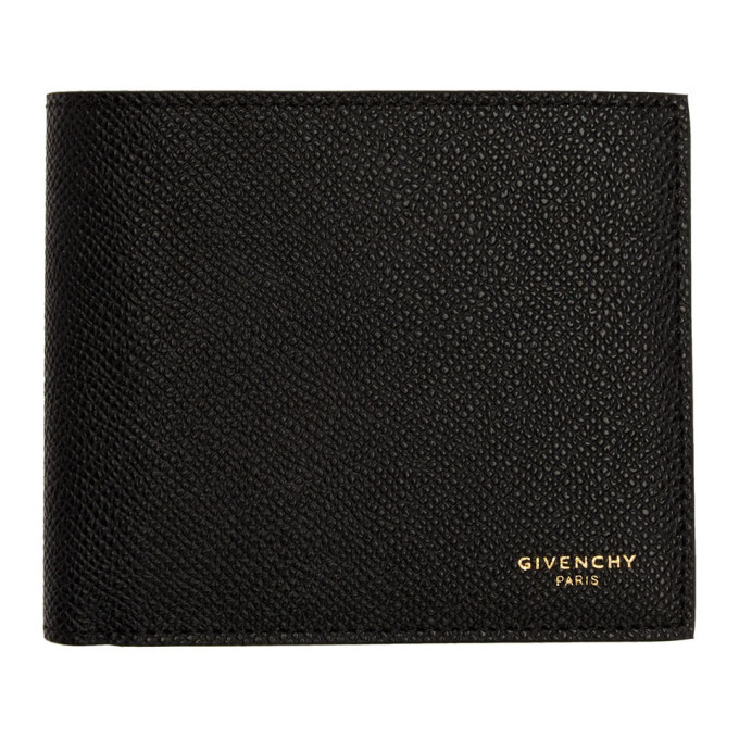 Photo: Givenchy Black Contrast Bifold Wallet