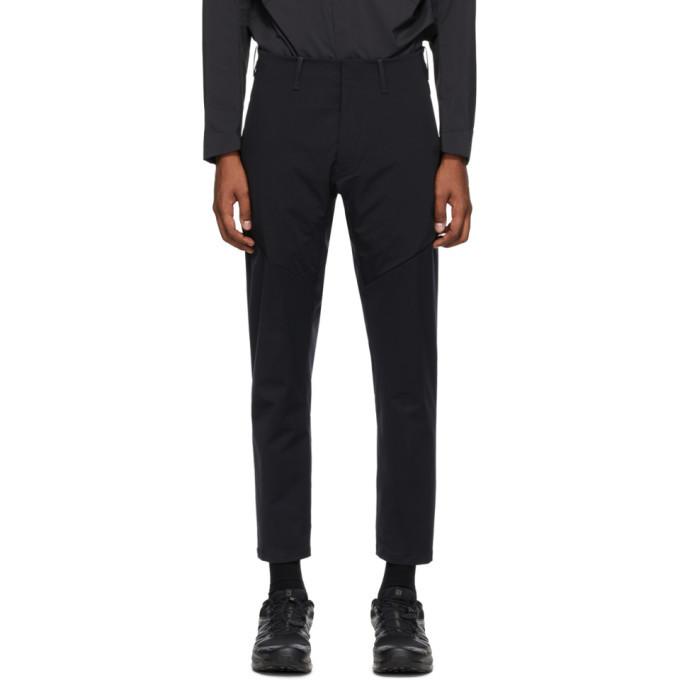 Photo: Veilance Black Dyadic Trousers