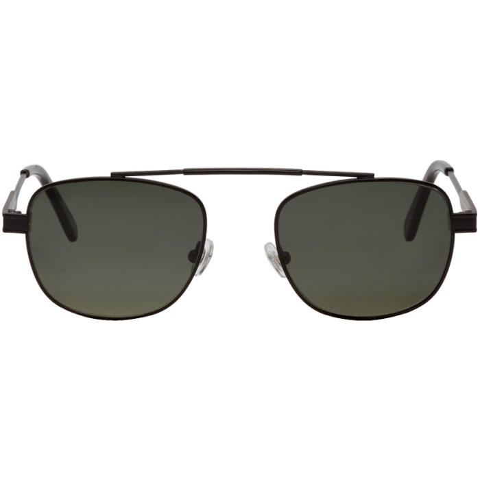 Photo: Han Kjobenhavn Black Matte Clint Sunglasses