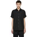 3.1 Phillip Lim Black Dolman Shirt