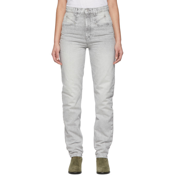 Photo: Isabel Marant Grey Dominic Jeans