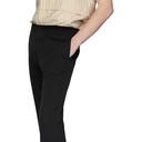 1017 ALYX 9SM Black Wool Elasticized Waist Trousers