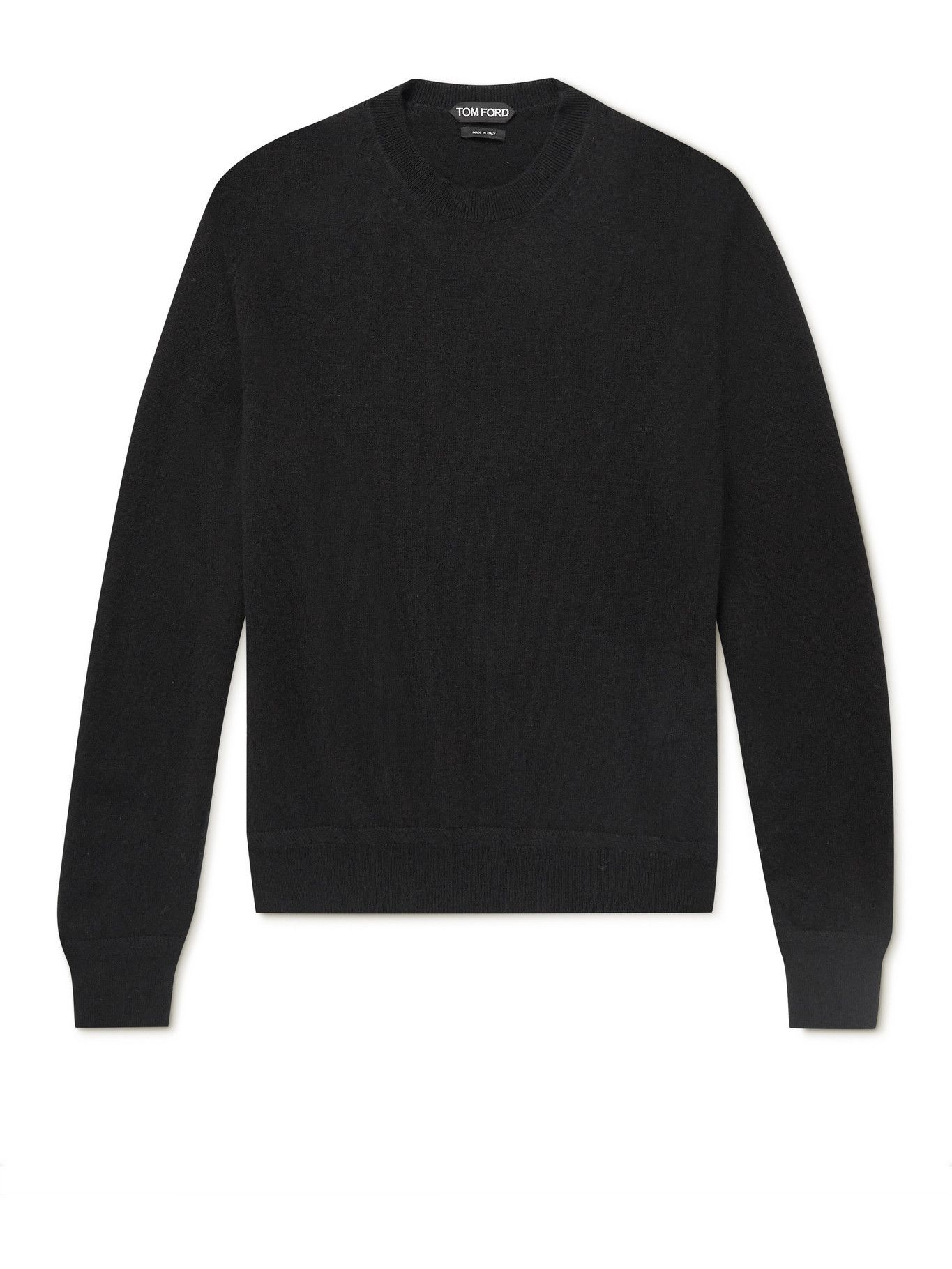 Photo: TOM FORD - Cashmere Sweater - Black