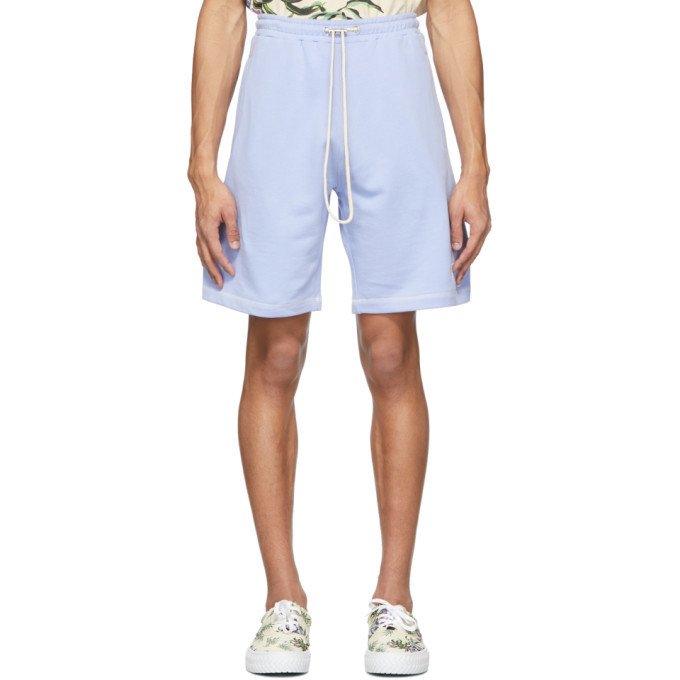 Photo: Kenzo Blue Compass Shorts